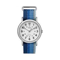 Timex นาฬิกาข้อมือ - รุ่น TW2R10200 ฟ้า (Blue)