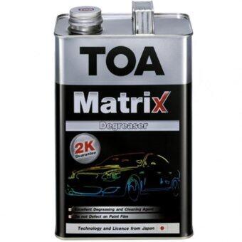 TOA Matrix น้ำยาทำความสะอาดพื้นผิว