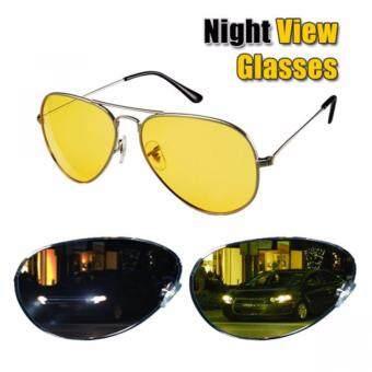 Ty – Glasses แว่นตาขับรถกลางคืน ป้องกันแสง UV แว่นตาตัดหมอกNight Vision Polarized 2