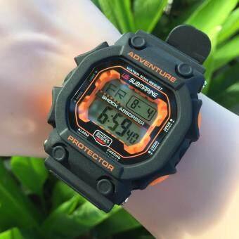 ราคา US Submarine นาฬิกาข้อมือ รุ่น TP1280M Orange