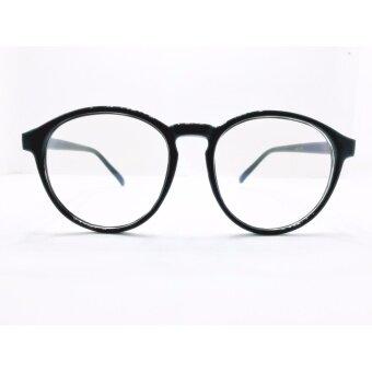แว่นตากรองแสง สามารถนำไปตัดเลนส์สายตาได้ ใส่ทำงานคอมพิวเตอร์เล่นโทรศัพท์ ป้องกันรังสี UV ได้ถึง 400% ทรงสวยๆเหมาะกับทุกโครงหน้า