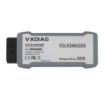 VXDIAG VCX NANO 5054A ODIS V2.0 Support UDS ProtocolwithMulti-languages - intl