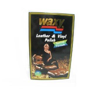 Waxy แว็กซี่ น้ำยาบำรุงรักษาเครื่องหนังและเคลือบเงา 125 ml