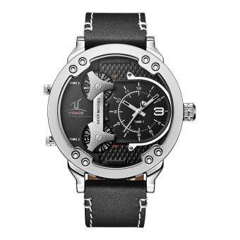 ... ราคา Weide UV1506-1C นาฬิกาผู้ชาย สายหนัง