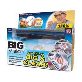 Welucky แว่นตาขยาย แว่นอ่านหนังสือ แว่นใส่ทำงานเล็ก Big VisionGlasses