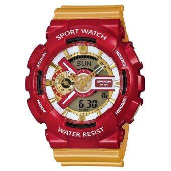 Wonderful story S SPORT นาฬิกาข้อมือ Unisexใส่ได้ทั้งชายและหญิง -GP9210 (IRON Red)