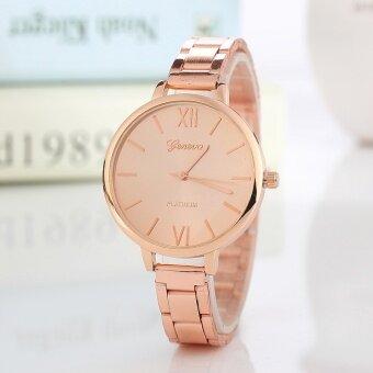 นาฬิกาสายเหล็กสำหรับสตรีรุ่น Y0H53
