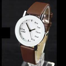 YAZOLE Classical Kids Leather Band Fashion Girl Joker Student Sport Quartz Wrist Watch .