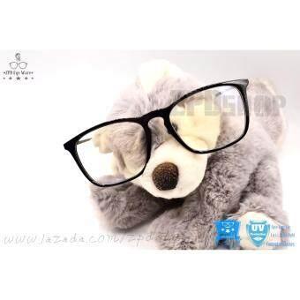 แว่นตากรองแสง ZPDshop รุ่น zp503 สีดำ (กรองแสงคอม กรองแสงมือถือถนอมสายตา) แว่นถนอมสายตา แว่นแฟชั่น แว่นทำงานหน้าคอม