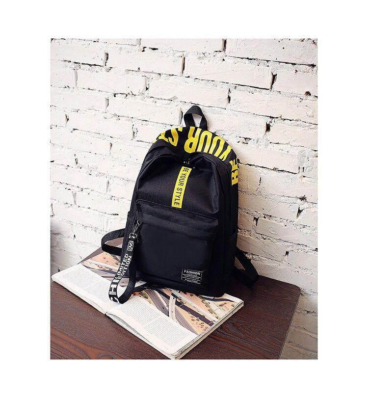กระเป๋าเป้สะพายหลัง นักเรียน ผู้หญิง วัยรุ่น ตาก กระเป๋าเป้ สะพายหลัง กระเป๋าแฟชั่น GINA B204