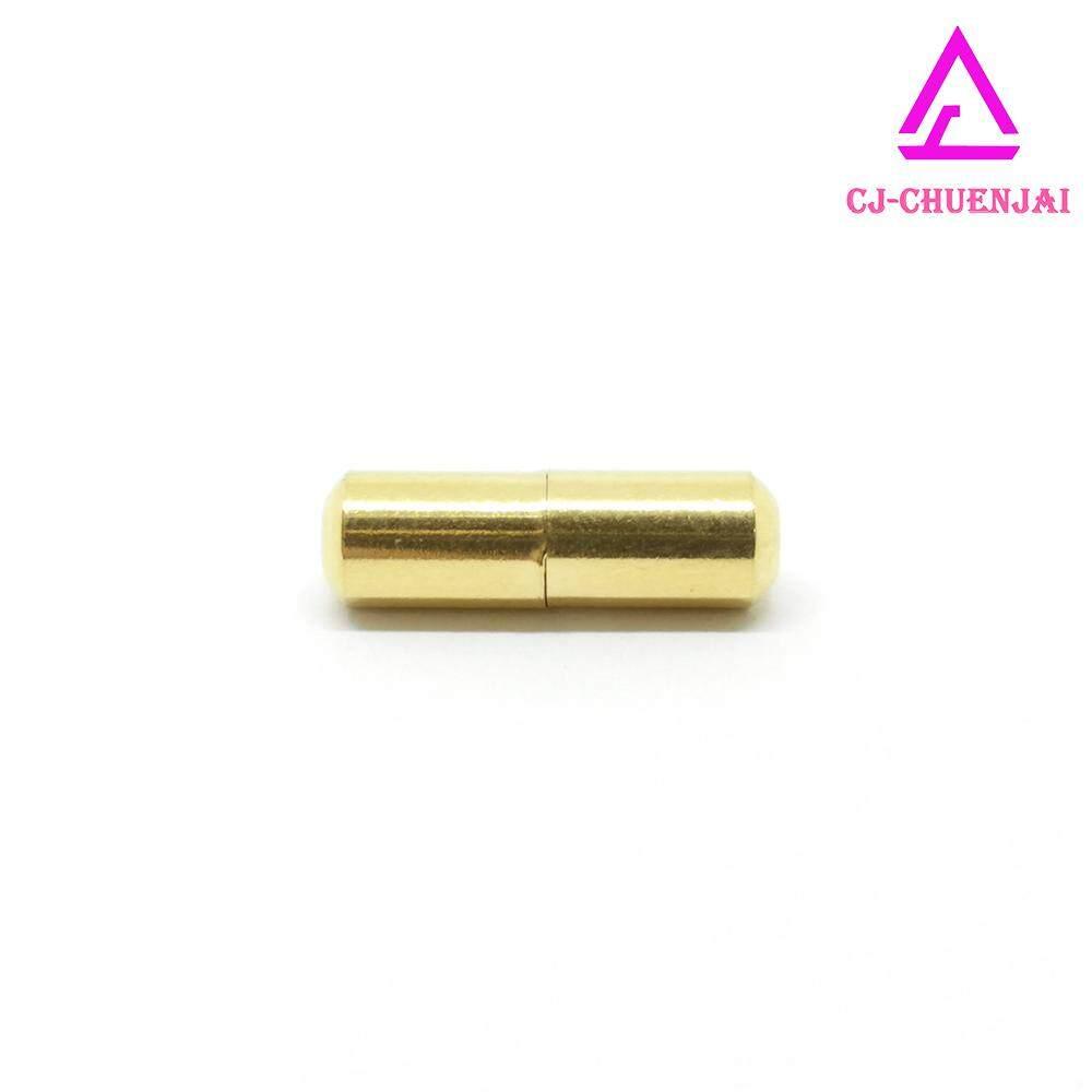 CJ-Beads ข้อต่อสร้อย รหัส A41 งานสแตนเลสแท้ สำหรับจบงานสร้อยต่าง ๆ