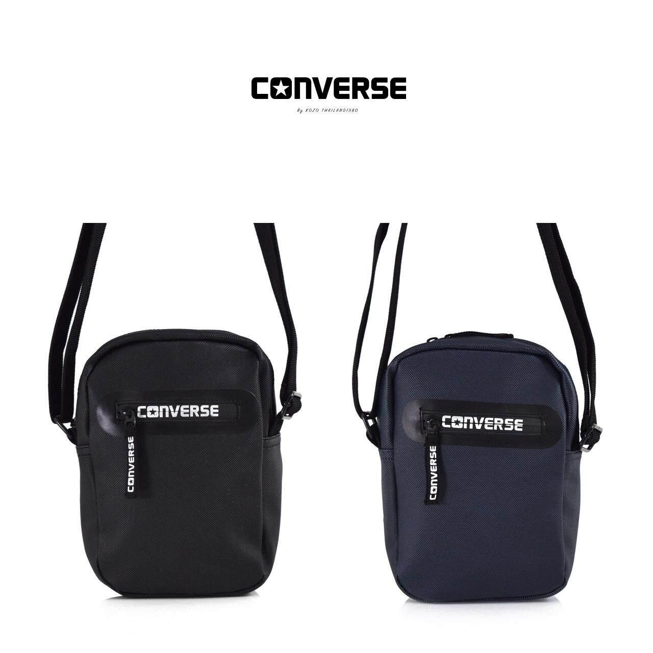 กระเป๋าสะพายพาดลำตัว นักเรียน ผู้หญิง วัยรุ่น ระนอง KOZO    CONVERSE กระเป๋าสะพายข้างหนังใบเล็กกระทัดรัด CONVERSE รุ่น HARDY MINI BAG   ของแท้เท่านั้น