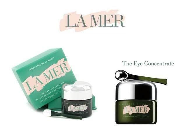 La Mer the Eye Concentrate 3ml เป็นอายครีม ตัวสุดยอดของลาแมร์ สามารถช่วยลดเลือนรอยคล้ำ ริ้วรอยรอบดวงตาให้ดูจางลง