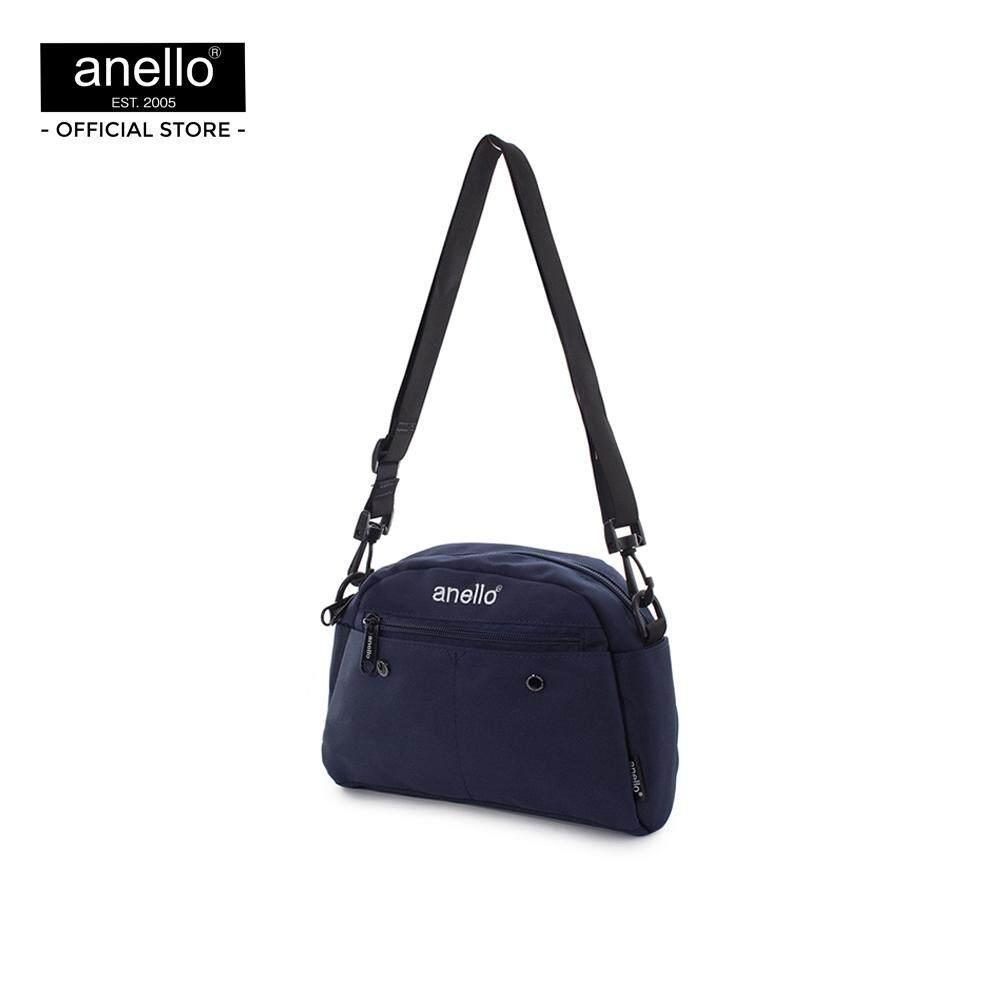 ยี่ห้อนี้ดีไหม  นราธิวาส anello กระเป๋าสะพายไหล่ CS 10 Pockets Shoulder_AT-S0119T
