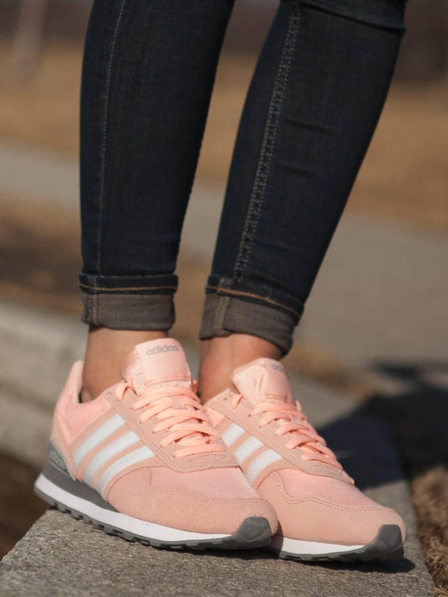 เก็บเงินปลายทางได้ รองเท้าผ้าใบอดิดาส ADIDAS ออกกำลังกาย ผู้หญิง JAPAN SAKURA PINK ++ลิขสิทธิ์แท้ 100% จาก ADIDAS พร้อมส่ง ส่งด่วน kerry++