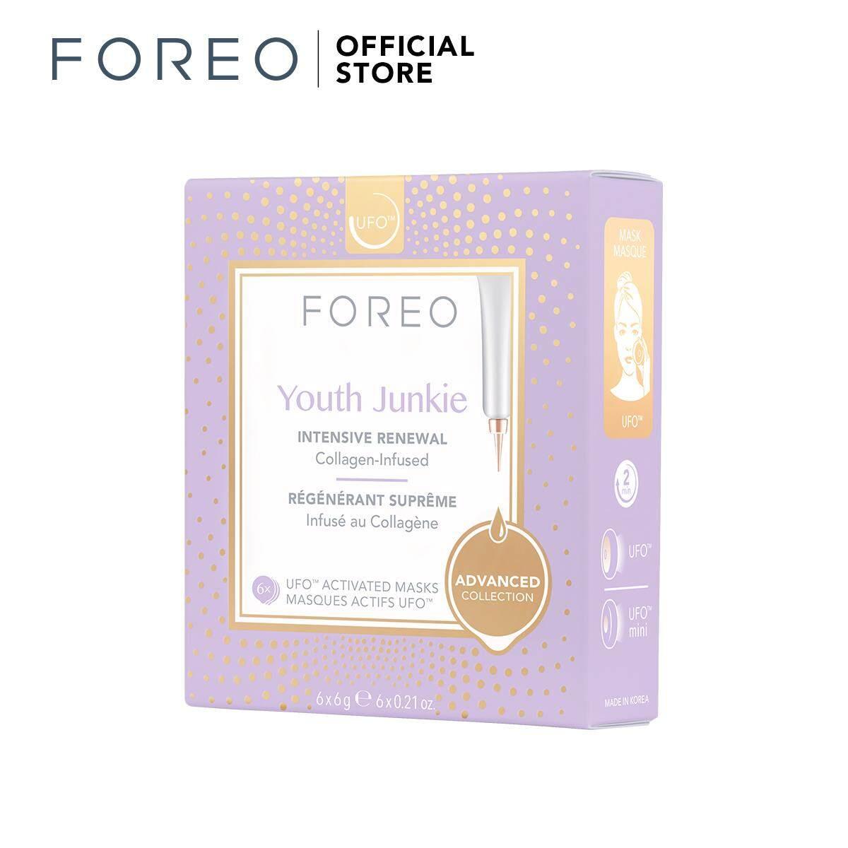 สอนใช้งาน  ลพบุรี FOREO UFO Masks Youth Junkie x6