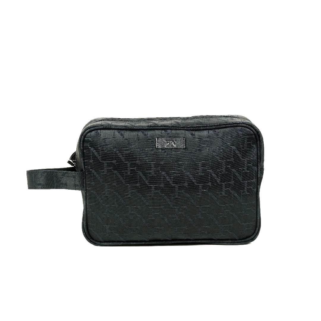 กระเป๋าสะพายพาดลำตัว นักเรียน ผู้หญิง วัยรุ่น กระบี่ FN BAG กระเป๋าอเนกประสงค์ 1304 24019 019 Col.Super black