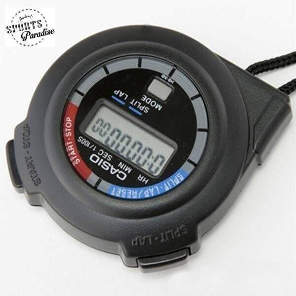 สอนใช้งาน  ลพบุรี CASIO นาฬิกาจับเวลา HS3