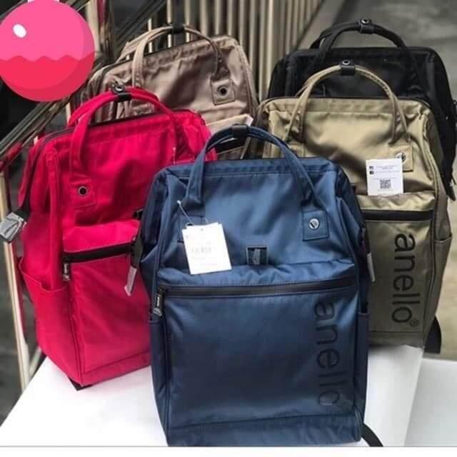 การใช้งาน  เชียงใหม่ กระเป๋า Anello แบบกันน้ำ
