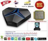 ทำบัตรเครดิตออนไลน์  จันทบุรี Android Smart TV Box Magicsee Iron+ plus Octa Core Cpu S912 RAM 3G ROM 32G UHD 4K Android Nougat 7.1.2 แถมฟรี Wireless Thai Keyboard