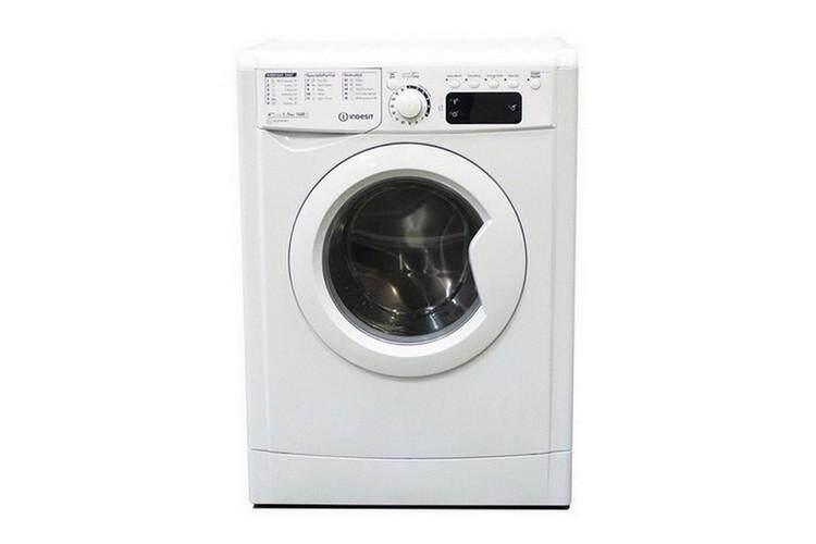 เครื่องซักผ้าฝาหน้า INDESIT EWE71483WTH 7 กก. 1400RPM  INDESIT  EWE71483W TH
