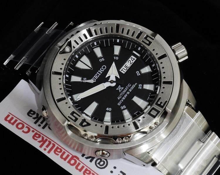 การใช้งาน  พิจิตร Seiko นาฬิกา  Prospex Baby Tuna รุ่น SRP637K1