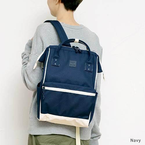 สอนใช้งาน  หนองบัวลำภู กระเป๋า Anello which color proud clasp rucksack (Classic Size) - Japan Imported 100%