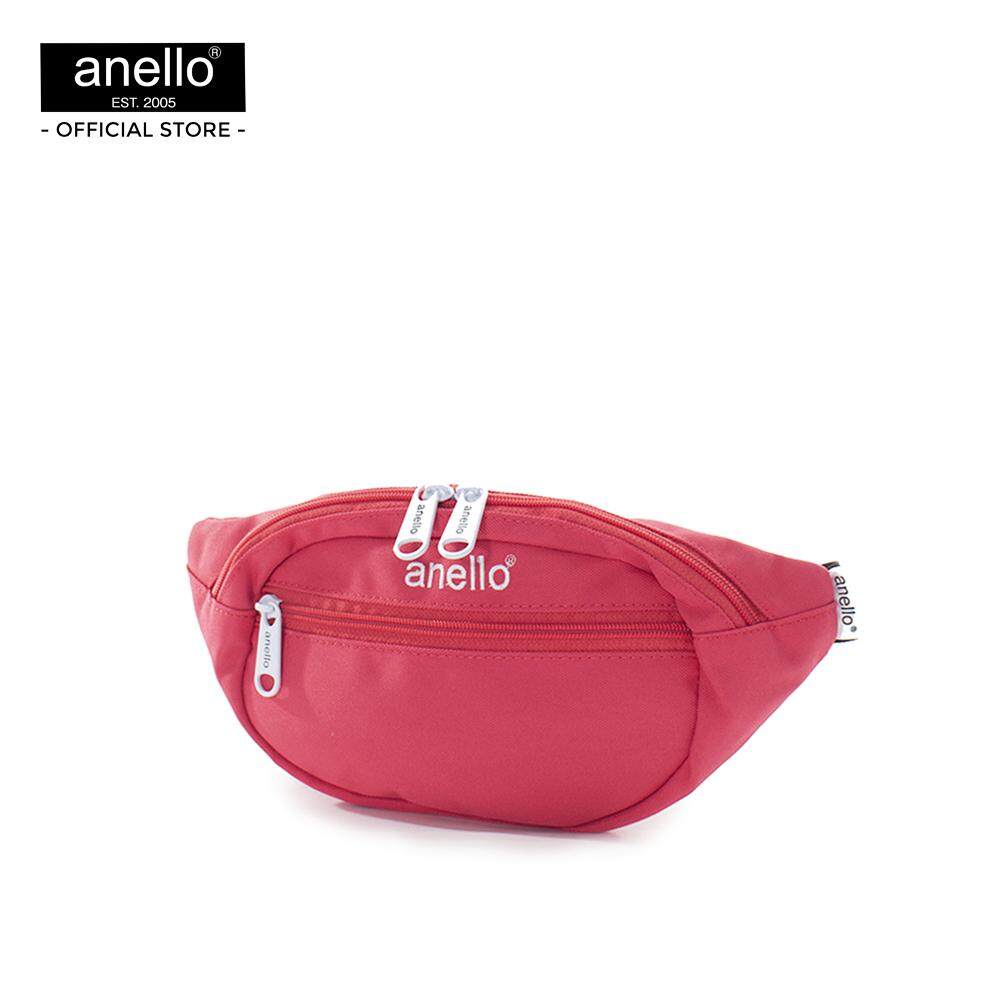 ยี่ห้อนี้ดีไหม  สุโขทัย anello กระเป๋าคาดเอว CS mini waist pouch_AT-S0118T