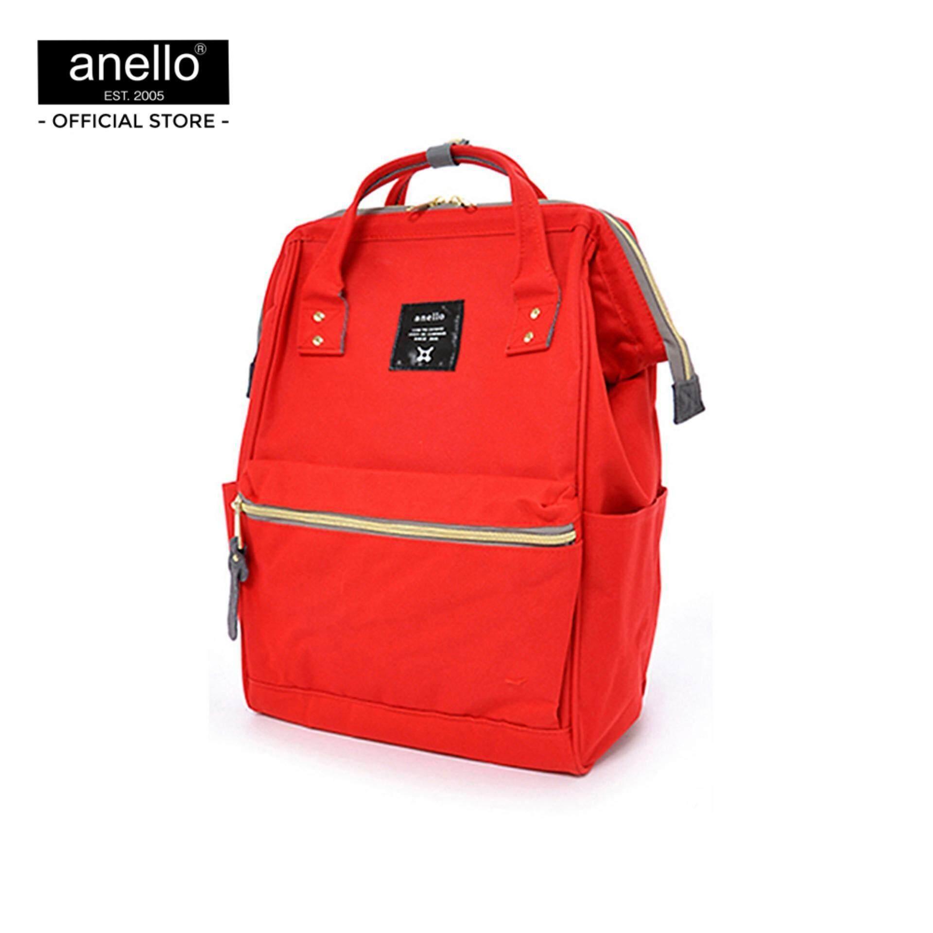 ยี่ห้อไหนดี  พิจิตร anello กระเป๋า Regular Backpack_AT-B0193A