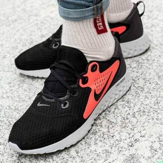 ยี่ห้อนี้ดีไหม  นครปฐม Nike รองเท้า วิ่ง ผู้ชาย ไนกี้ Men Running Shoes Odyssey React (รุ่นยอดนิยม) ++ของแท้100% พร้อมส่ง ส่งด่วน kerry++