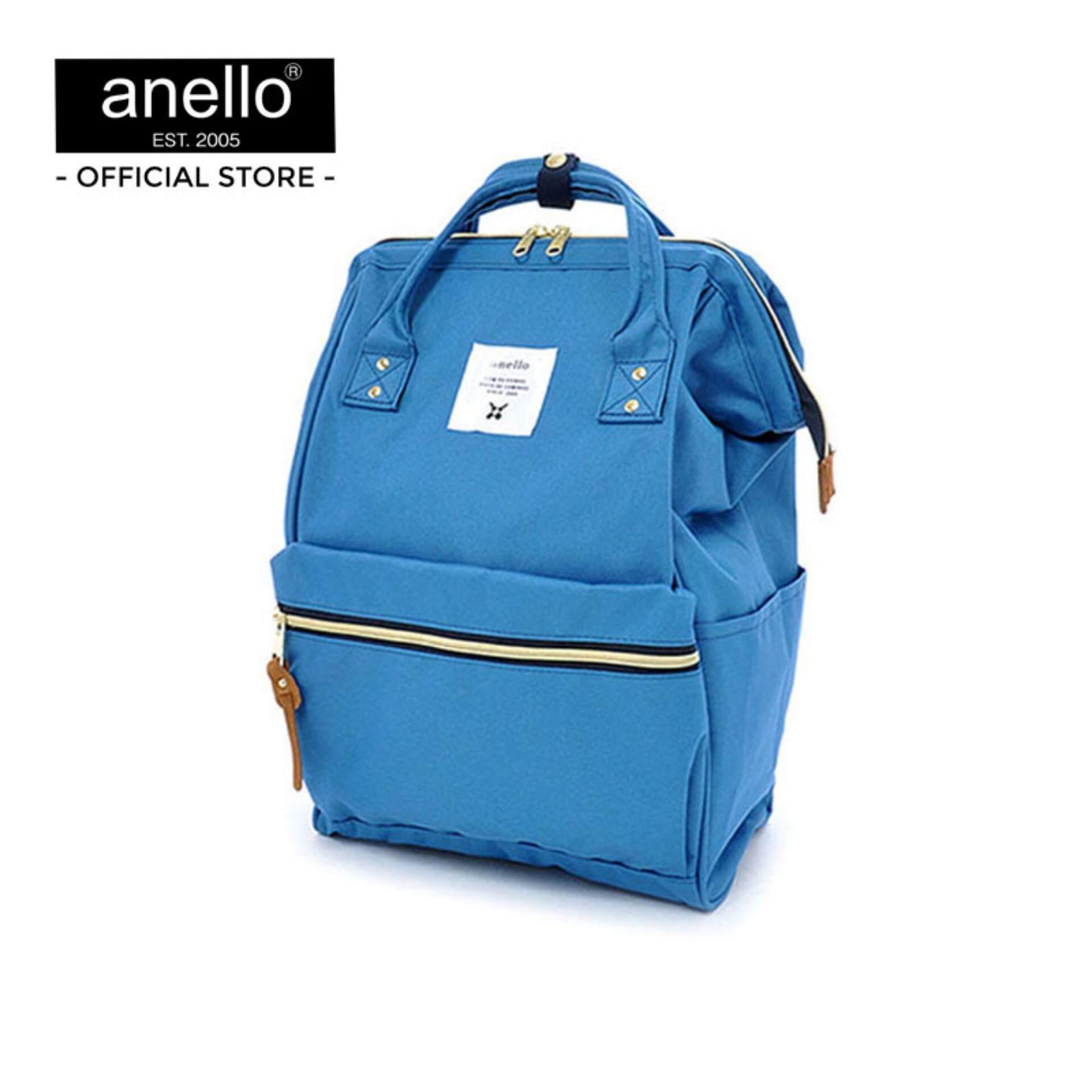 ยี่ห้อนี้ดีไหม  ลำปาง anello กระเป๋า Regular Backpack_AT-B0193A