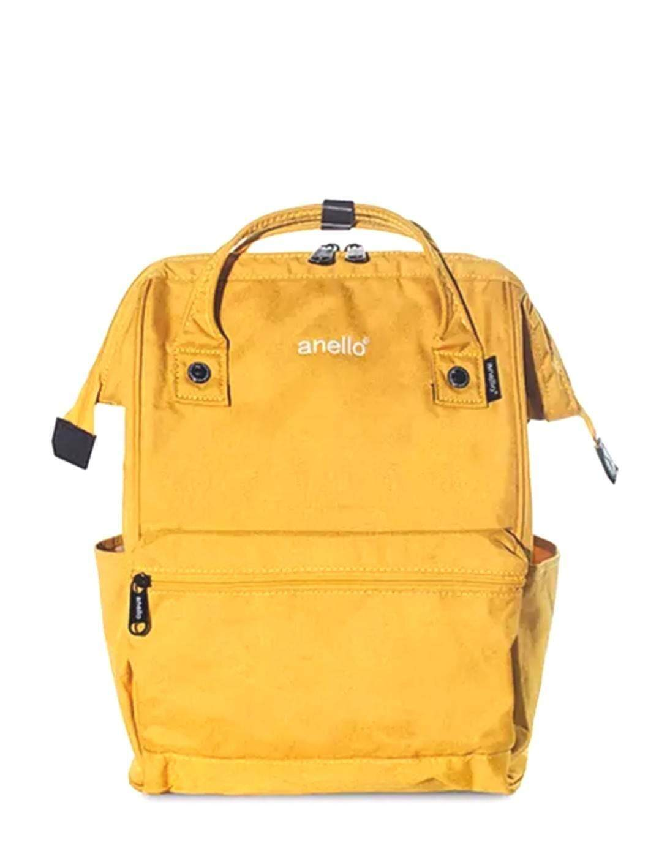 ยี่ห้อนี้ดีไหม  พระนครศรีอยุธยา Anello Regular Backpack-Heat Tone เหลือง