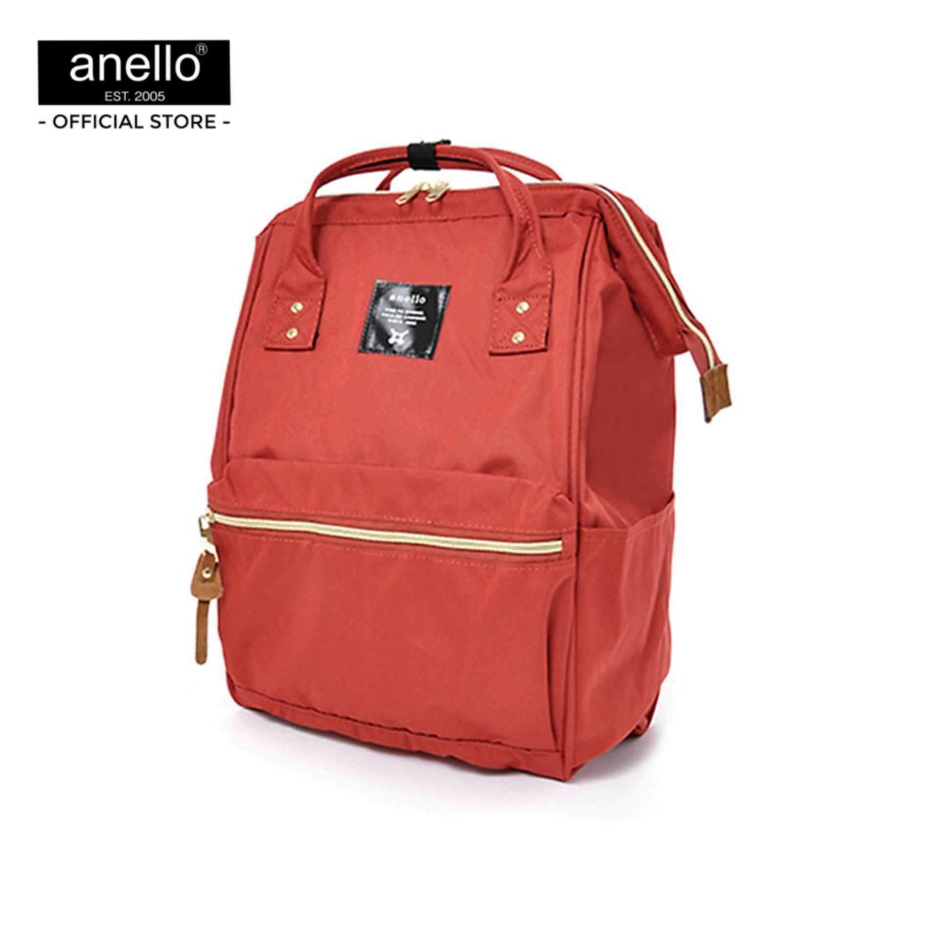 การใช้งาน  ยะลา anello กระเป๋า Regular Backpack_AT-B0193A