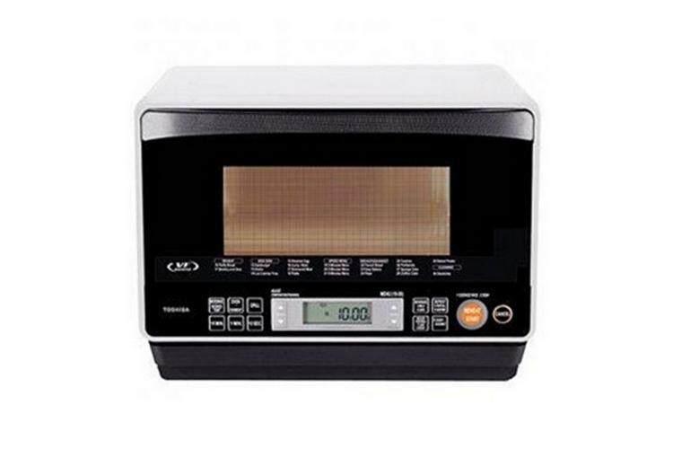 รุ่นใหม่ล่าสุด อุ่นอาหารร้อนเร็ว ประหยัดไฟ ฟังก์ชันพร้อม ใช้งานสะดวก Microwave ไมโครเวฟ ดิจิตอล TOSHIBA ER-JD7CW 26L TOSHIBA ER-JD7CW