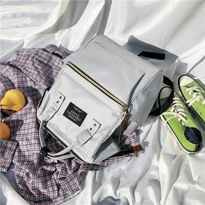 กระเป๋าเป้สะพายหลัง นักเรียน ผู้หญิง วัยรุ่น นครนายก PANDA SHOP กระเป๋าเป้สะพายหลังสุดคลาสสิค สีสันสดใสรุ่นLT03