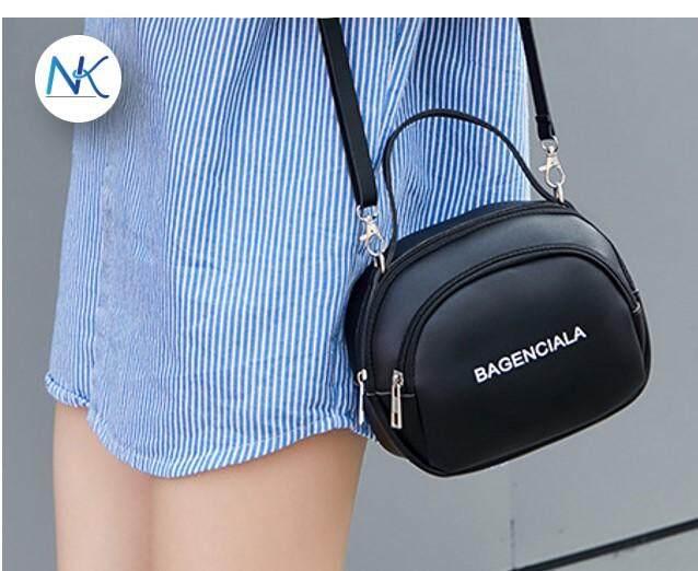 กระเป๋าเป้ นักเรียน ผู้หญิง วัยรุ่น ตาก nkshop กระเป๋าถือ กระเป๋าสะพายข้าง กระเป๋าสะพายพาดลำตัว กระเป๋าแฟชั่น ใบเล็ก