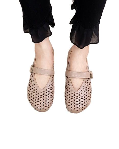 รองเท้าคัชชู mira รองเท้าระบายอากาศ 2สี พร้อมส่งจากกทม