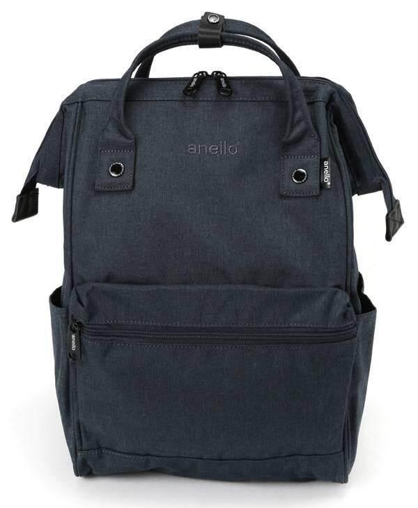 การใช้งาน  ศรีสะเกษ Anello Regular Backpack-Heat Tone-Black