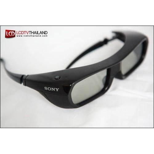 """เก็บเงินปลายทางได้ """"ส่งฟรี KERRY""""แว่นตา 3 มิติ SONY สีดำ"""