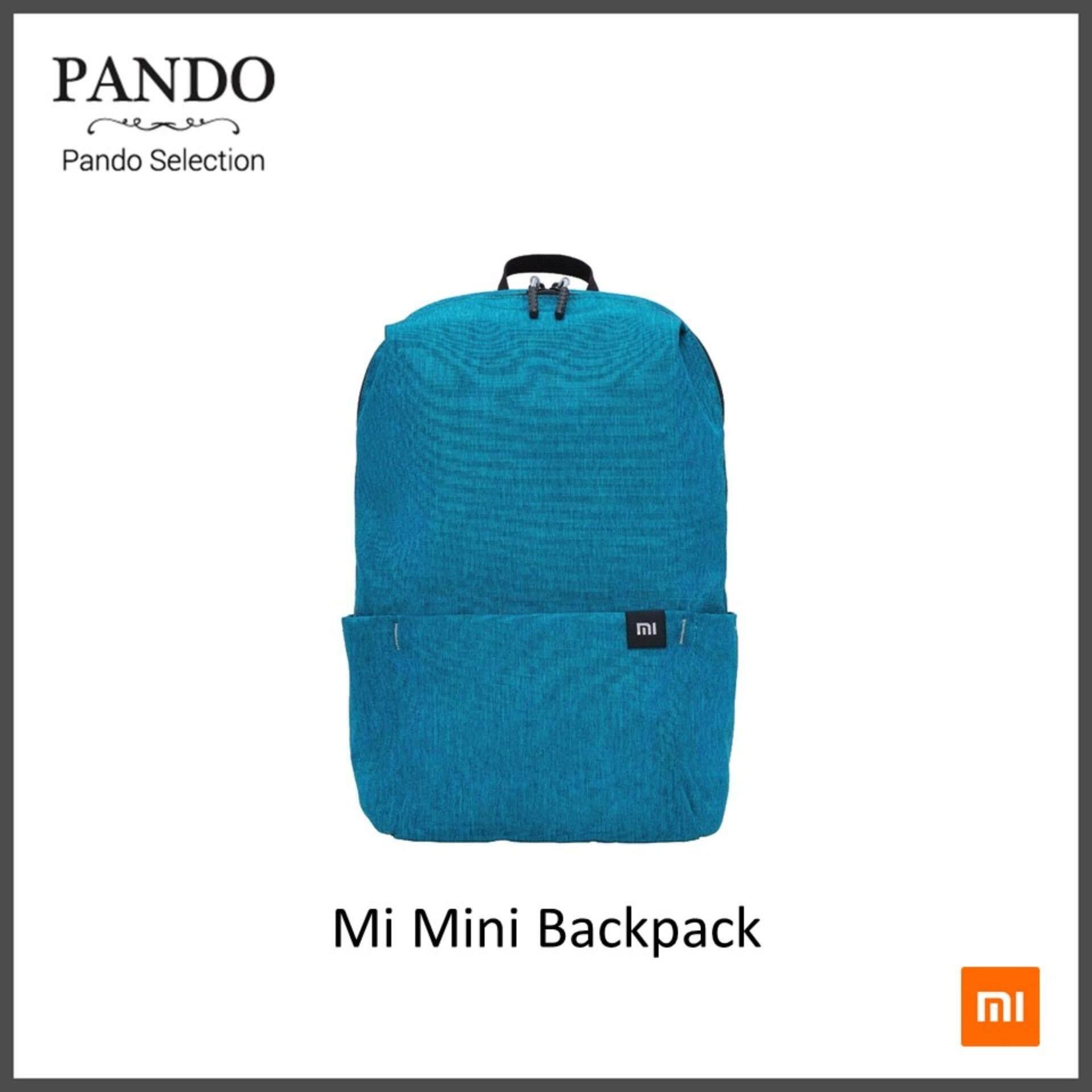 ชุมพร Xiaomi Mi Mini Backpack Bag กระเป๋าเป้ กันน้ำซึม by Pando Selection - Fanslink