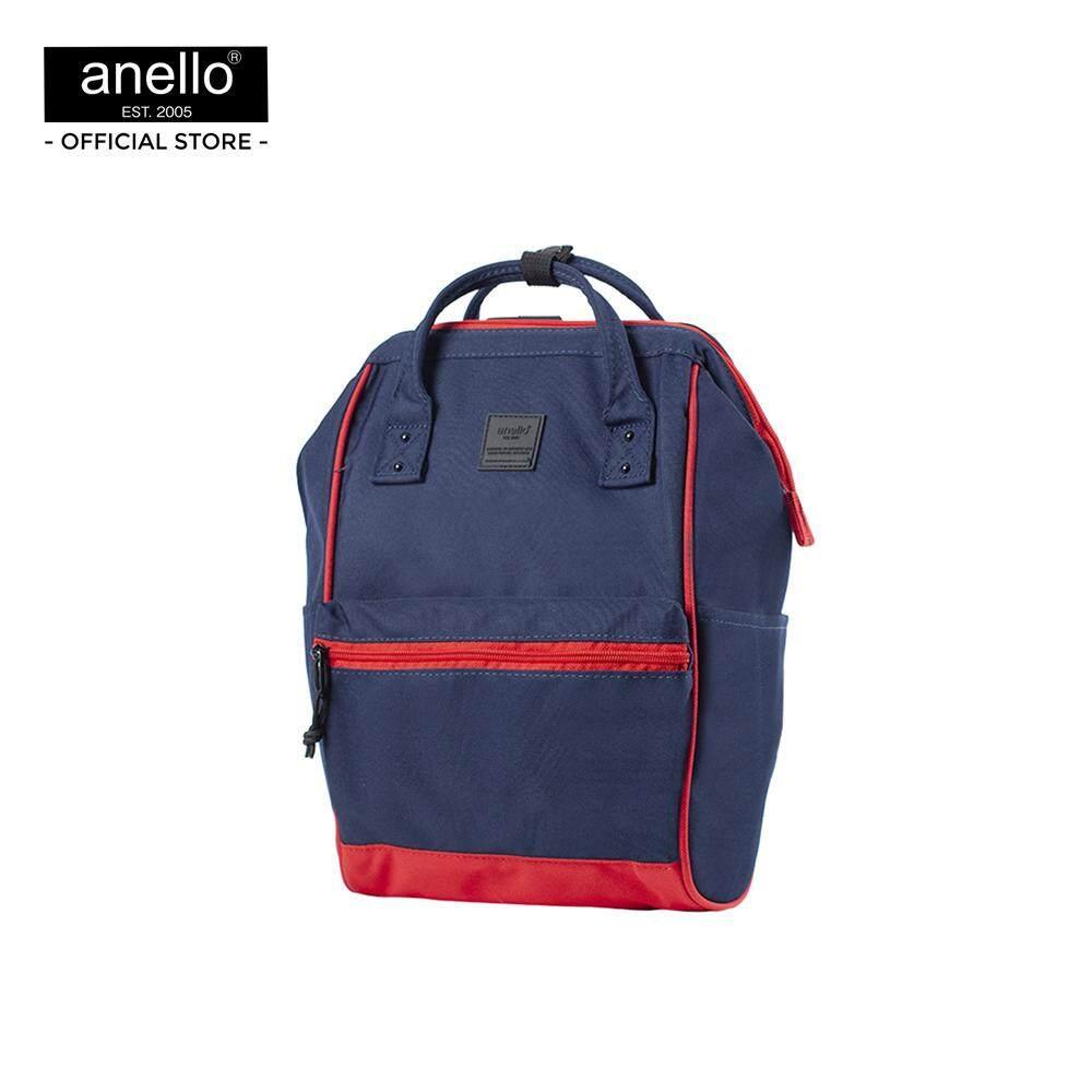 สินเชื่อบุคคลซิตี้  น่าน anello กระเป๋า กระเป๋าเป้ SMALL  Multi color Classic Backpack OS-N046