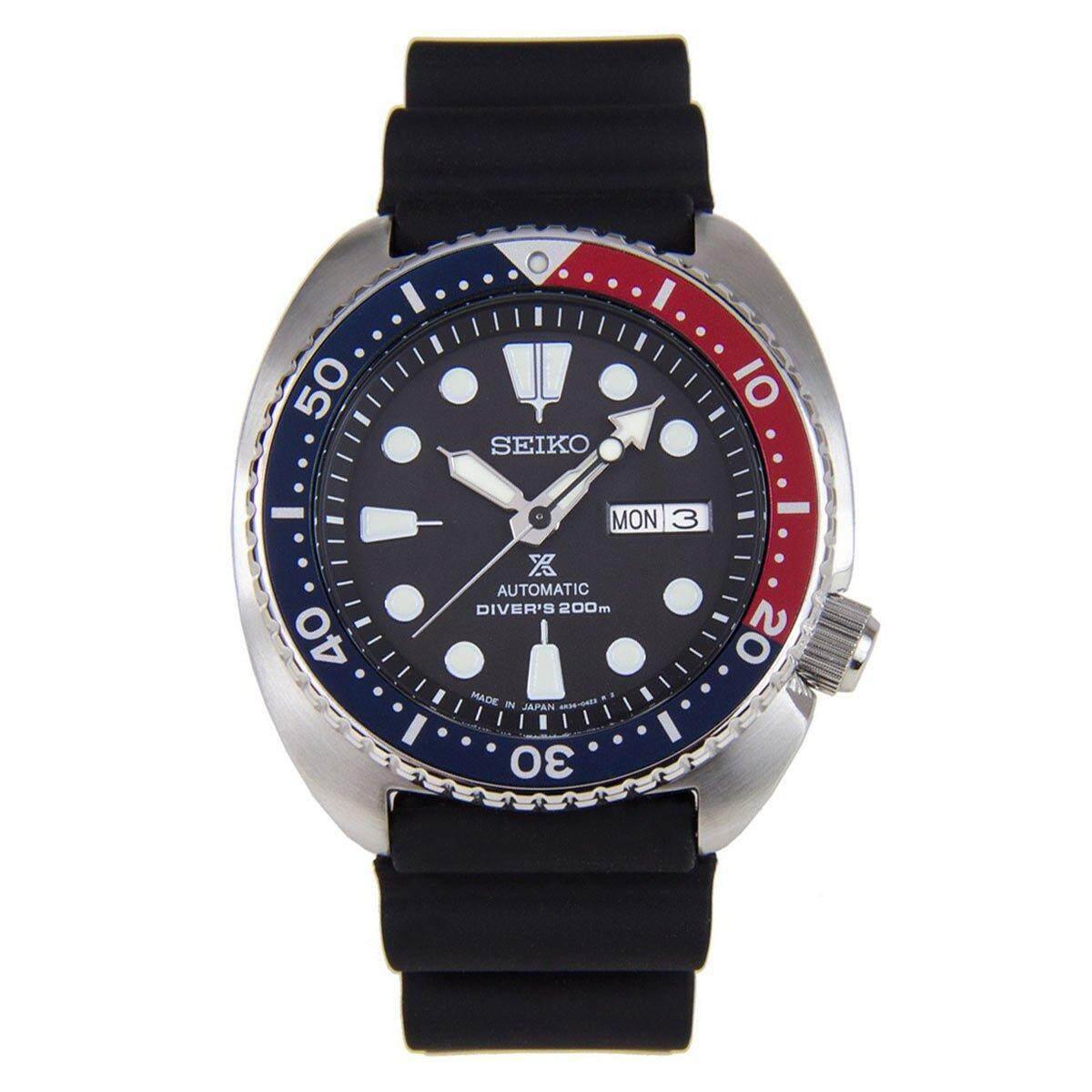 ยี่ห้อไหนดี  นนทบุรี Seiko นาฬิกา Prospex X DIVER s 200 เมตร SRP779K1 ของแท้100%