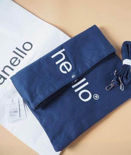 สอนใช้งาน  อุบลราชธานี Anello shoulder bag 2018