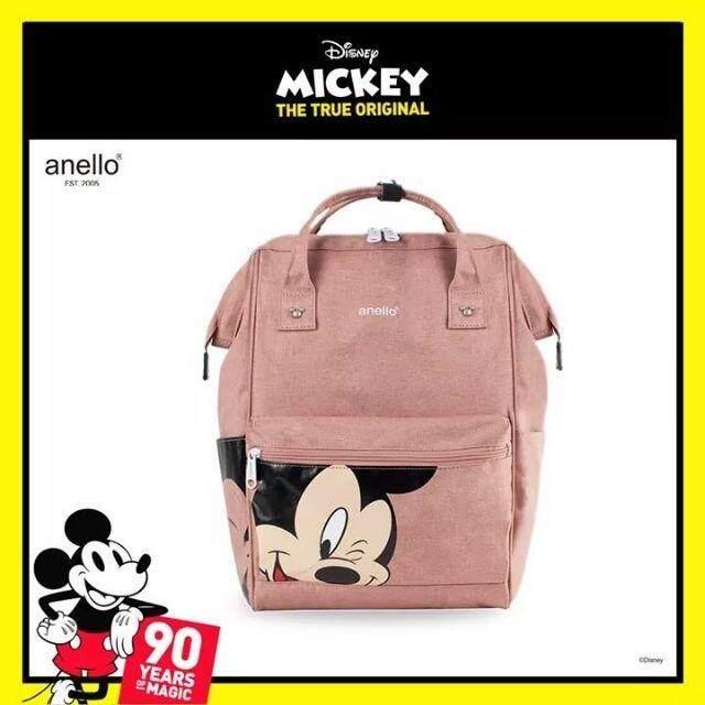 ชุมพร กระเป๋า Anello Micky Limited