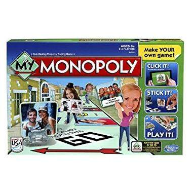 HASBRO ORIGINAL MY MONOPOLY EDITION เกมส์เศรษฐี