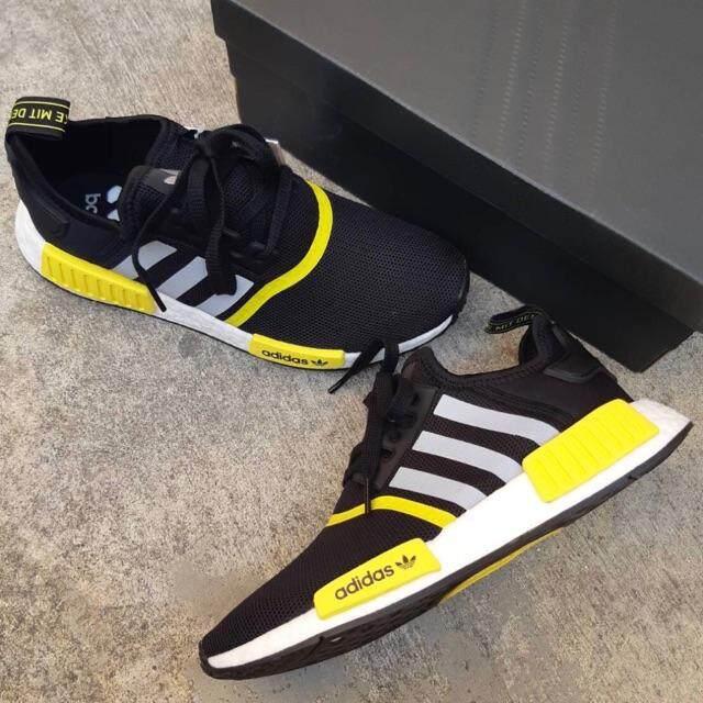 ปราจีนบุรี Adidas NMD_R1 Color Black / Yellow