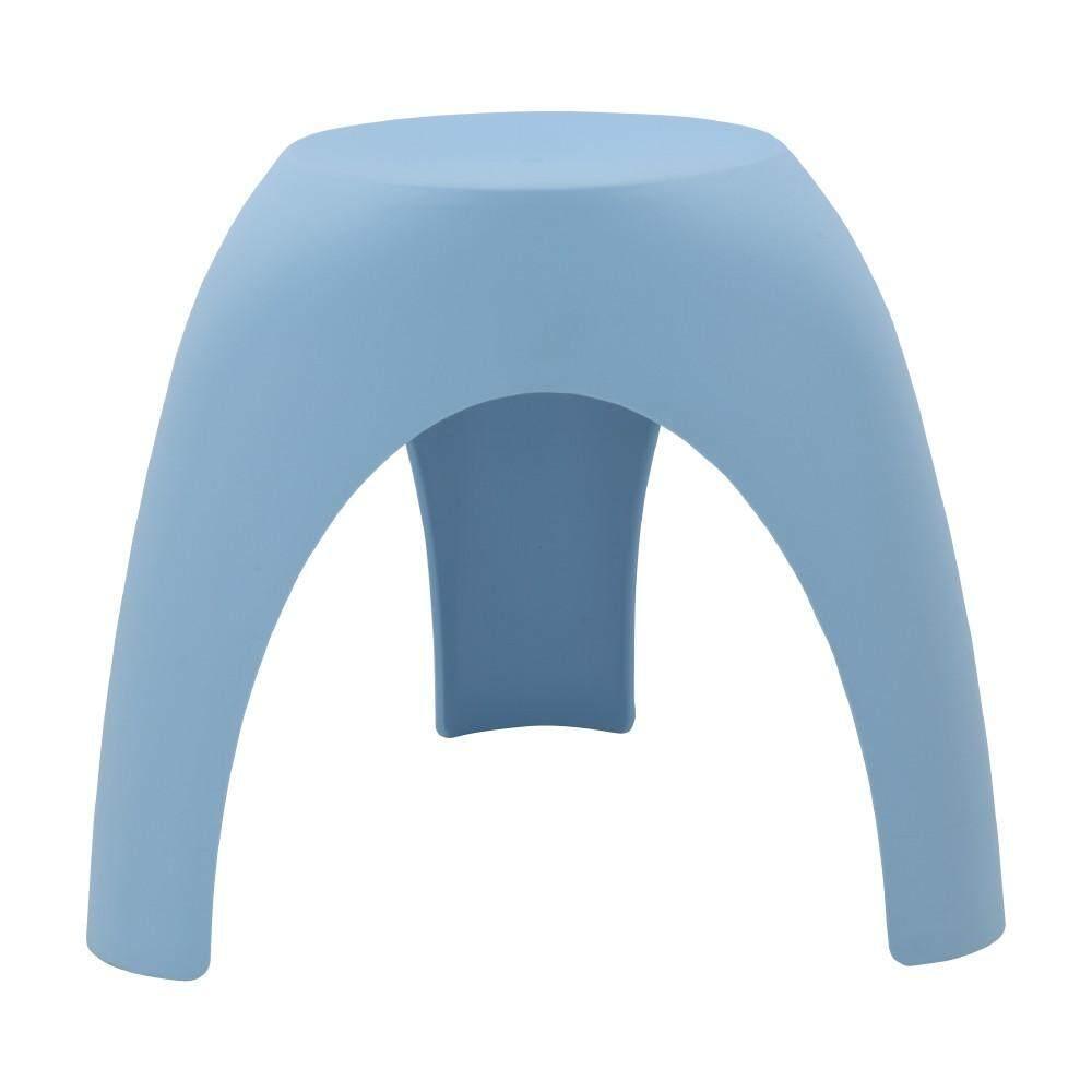เช่าเก้าอี้ กรุงเทพ เก้าอี้พลาสติก รุ่น ว้าว - สีฟ้า