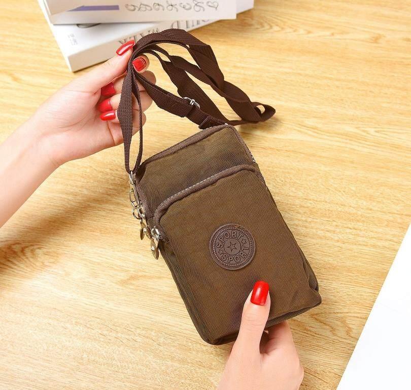 กระเป๋าถือ นักเรียน ผู้หญิง วัยรุ่น นราธิวาส กระเป๋า สะพายข้าง สีสวย น่ารัก ใส่โทรศัพท์ได้ ผ้า แคนวาส