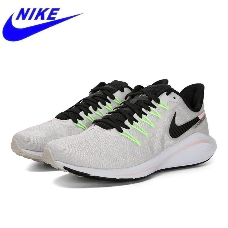 การใช้งาน  สุราษฎร์ธานี สินค้าใหม่มาใหม่ 2019 NIKE AIR ซูม VOMERO 14 ผู้หญิงวิ่งรองเท้ารองเท้าผ้าใบ