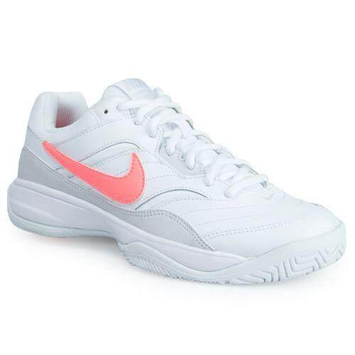 ขายดีมาก! Nike รองเท้าผ้าใบ ไนท์กี้ Court Lite White (ลุยได้กับทุกกิจกรรม ) ++ของแท้ 100% ส่งไว Kerry++